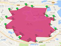 地图区域面积计算