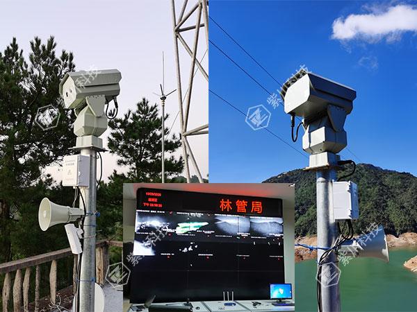 森林公园防火监测